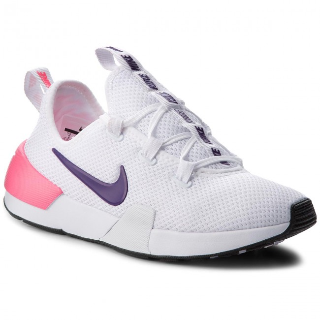 Shoes NIKE - Ashin Modern AJ8799 103 White/Court Purple/Laser Pink shoes - Sneakers - Low shoes Pink - Women's shoes 78788f