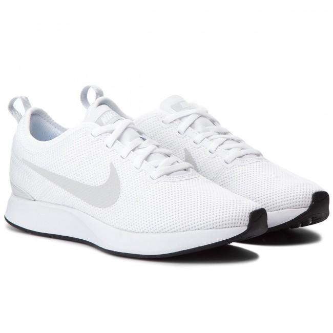 Shoes NIKE - Dualtone Racer 918227 102 - White/Pure Platinum/White - Sneakers - 102 Low shoes - Men's shoes a358bb