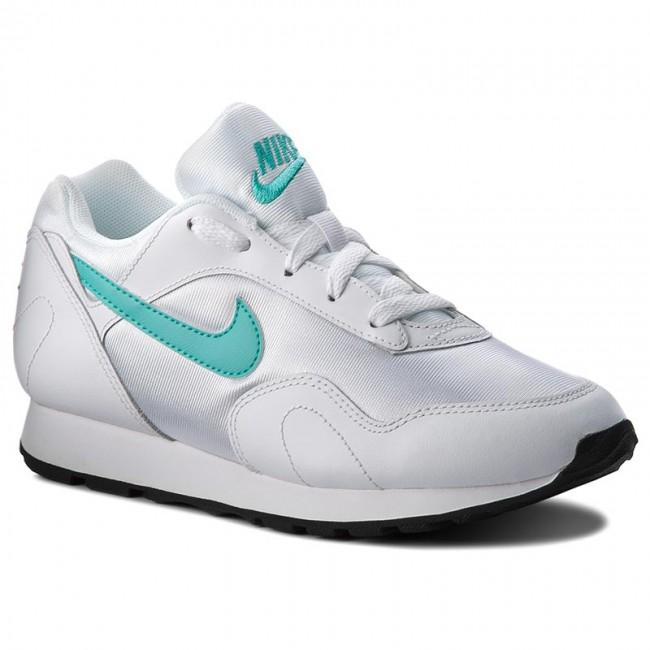 Shoes NIKE - Outburst AO1069 107 White/Lt Retro/Black shoes - Sneakers - Low shoes Retro/Black - Women's shoes 7b0869