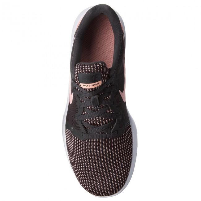chaussures nike - flex contact 2  aa7409 006 anthracite / oracle Rose  2 / Noir  - fitness - chaussures de sport - les chaussures de femmes. 4699df