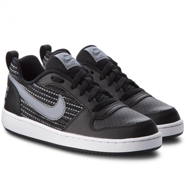 Shoes NIKE - Court Borough Borough Borough Low Se (GS) AA2902 002 Black/Cool Grey/Anthracite - Sneakers - Low shoes - Women's shoes d4ece4