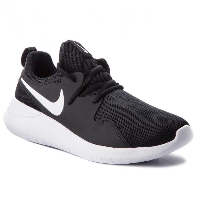 Shoes NIKE - Tessen (GS) AH5232 003 Black/White/White - Sneakers Women's - Low shoes - Women's Sneakers shoes 708b6a