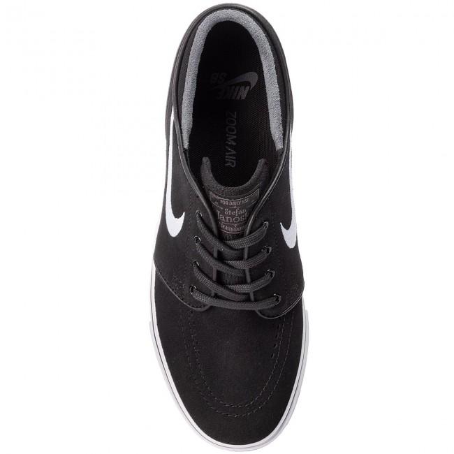Shoes NIKE - - - Zoom Stefan Janoski 333824 067 Black/White/Thunder Grey - Sneakers - Low shoes - Women's shoes 57fde6