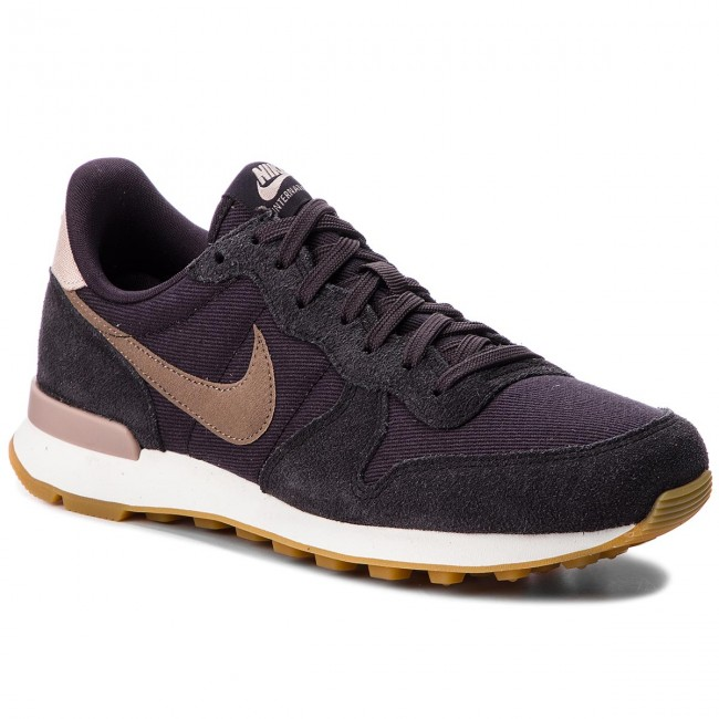 Shoes NIKE - Internationalist 828407 024 Sneakers Oil Grey/Mink Brown - Sneakers 024 - Low shoes - Women's shoes 501237