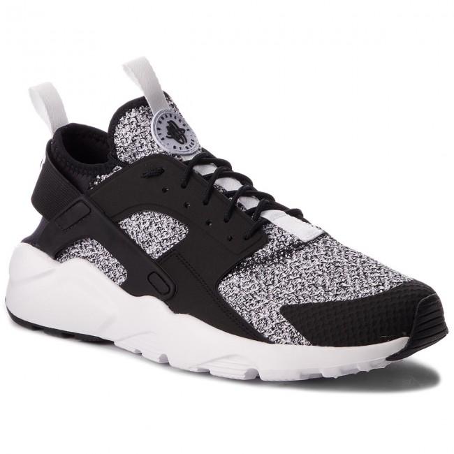 reputable site cbef0 f1920 Shoes NIKE - Air Huarache Run Run Run Ultra Se 875841 010 Black White White  - Sneakers - Low shoes - Men s shoes 38621e