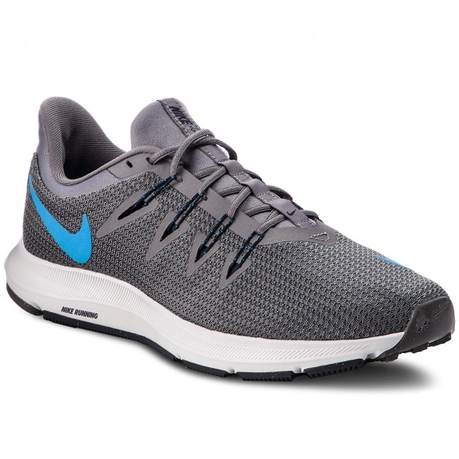 Shoes NIKE - Quest AA7403 005 Gunsmoke/Blue Hero - Indoor Sports - Running shoes - Sports Indoor shoes - Women's shoes f474f9