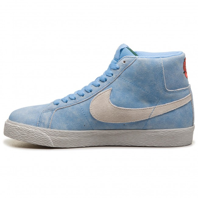 Bon rapport qualité qualité qualité prix < chaussures nike - sb zoom blazer bleu / lumière mi - 864349 406 université os - tennis - bas chaussures chaussures - hommes 3b2918