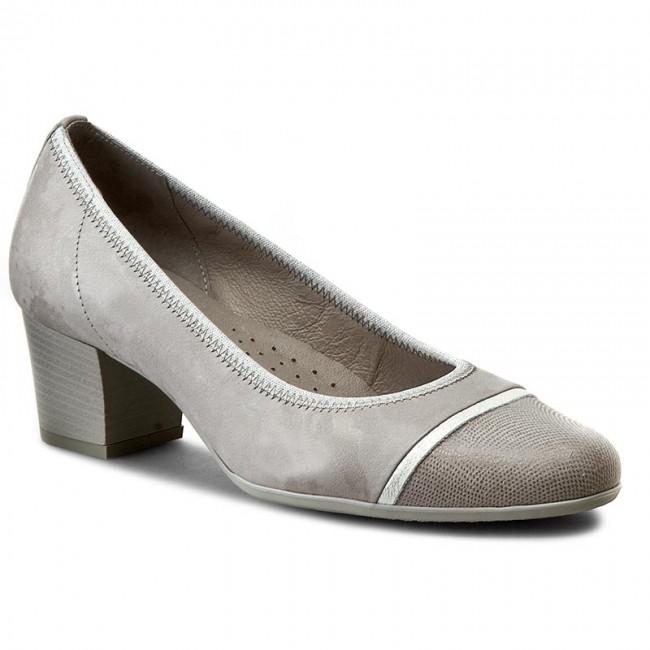Shoes BUT-S shoes - A121 Grey - Heels - Low shoes BUT-S - Women's shoes c185d8