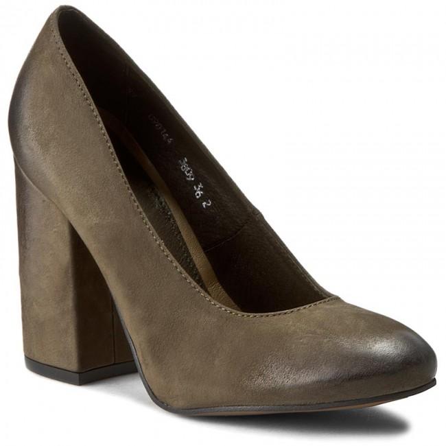 Shoes CARINII - B3809 I43-000-PSK-C00 - Heels - shoes Low shoes - Women's shoes - 472431