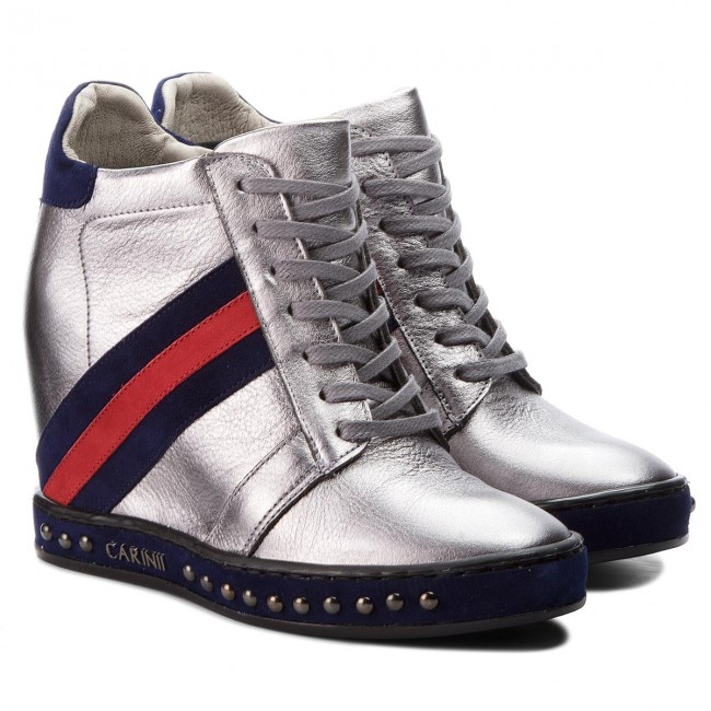 Sneakers L91-H40-L93-C98 CARINII - B4476  L91-H40-L93-C98 Sneakers - Sneakers - Low shoes - Women's shoes a393db