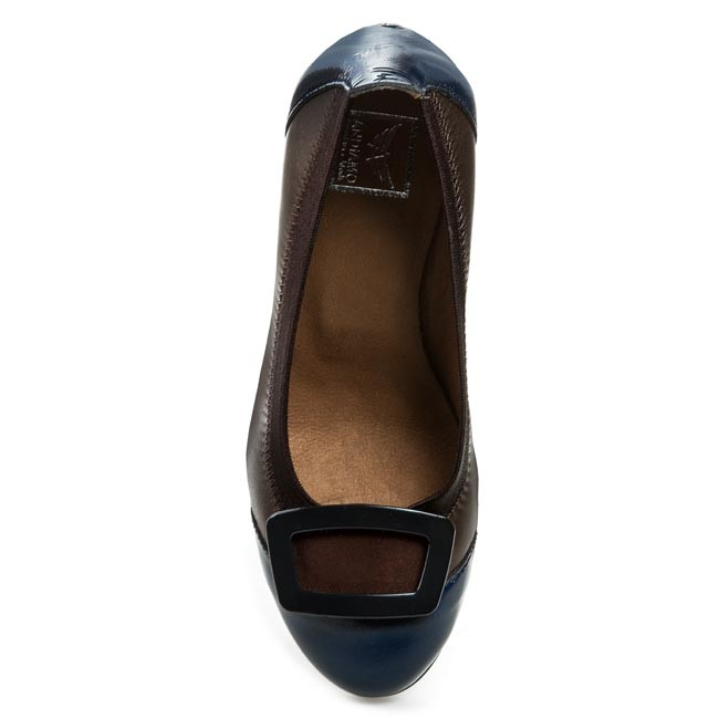 chaussures, allons - - y - allons 33 / 598 marron 6 956 - talons - bas chaussures chaussures - femmes 3ed02c