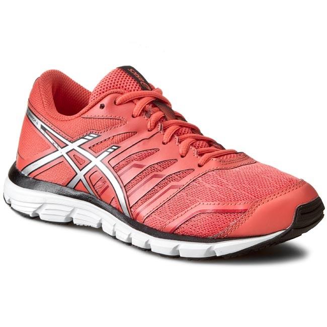 Shoes ASICS - Gel-Zaraca 4 T5K8N Living Coral/Silver/Onyx shoes - Startowe - Running shoes Coral/Silver/Onyx - Sports shoes - Women's shoes decc61