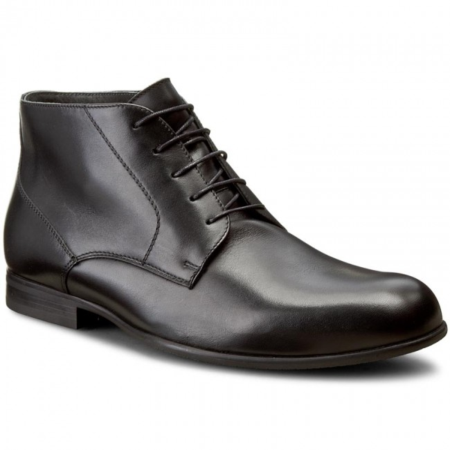 Boots GINO ROSSI - Staf MTV813-T30-E100-9900-F High 99 - Boots - High MTV813-T30-E100-9900-F boots and others - Men's shoes b3274f