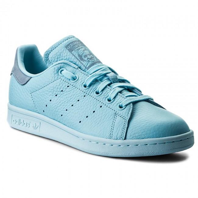 Bon rapport qualité prix < chaussures adidas - stan smith / bz0472 iceblu / smith iceblu / tacblu - tennis - bas chaussures chaussures - femmes 1e9196